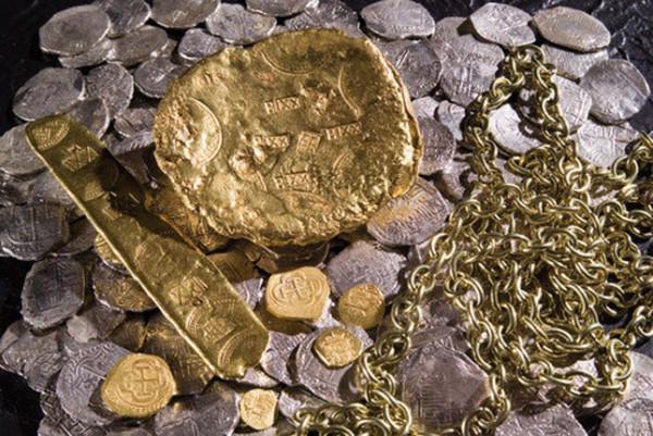 Atocha Motherlode Treasure