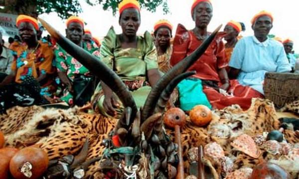 Kenya Witch Hunting