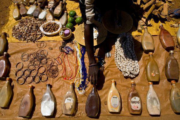 Tanzania Witch Hunting