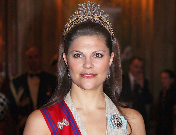 Beautiful Princess Victoria of Sweden