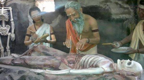 Sushruta was the first Plastic Surgeon