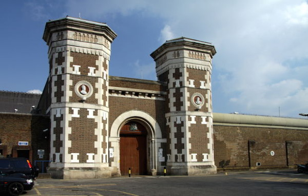 HM Prison Belmarsh England