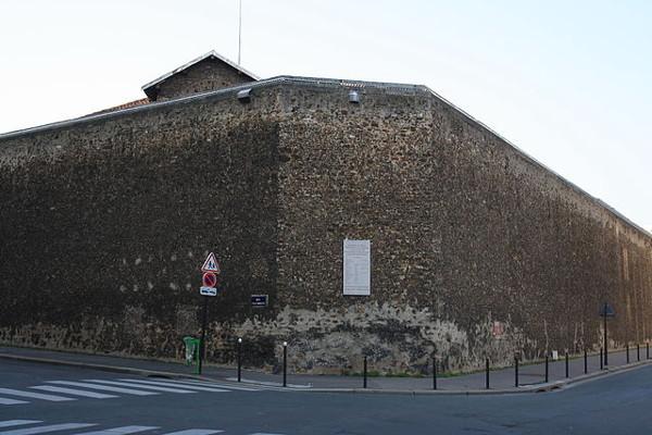 La Sante Prison France