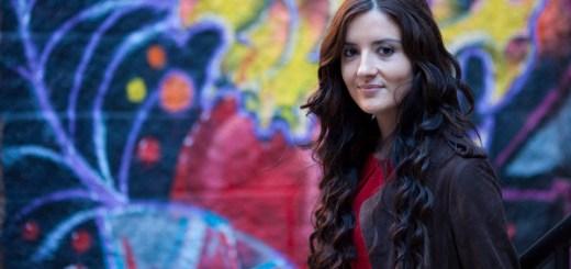 Russian Author Alisa Ganieva