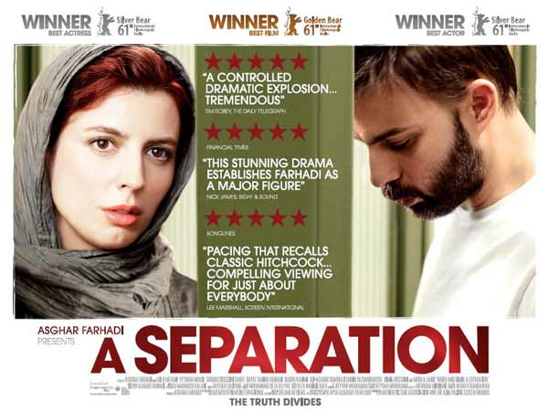 A Separation Movie From Iran