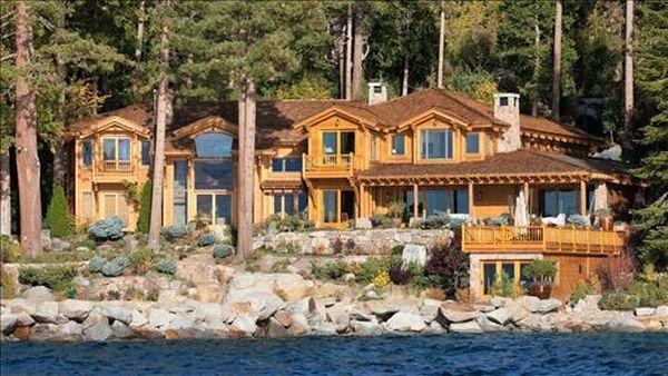 Ellison Lake Tahoe Estate