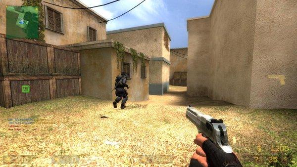 Counterstrike PC Game 1999