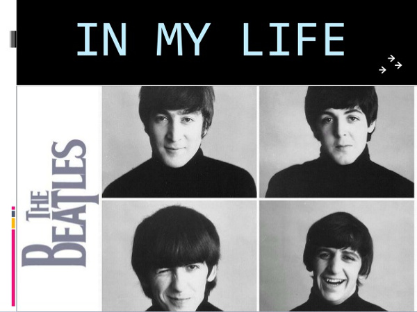 In My Life (1965) by the Beatles