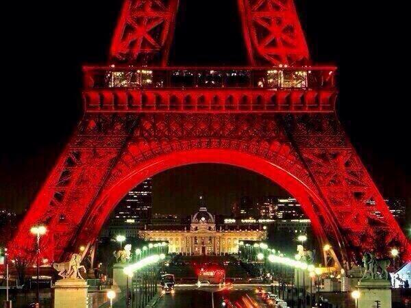 Paris During New Year