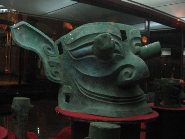 Sanxingdui Civilization Mysteriously Lost