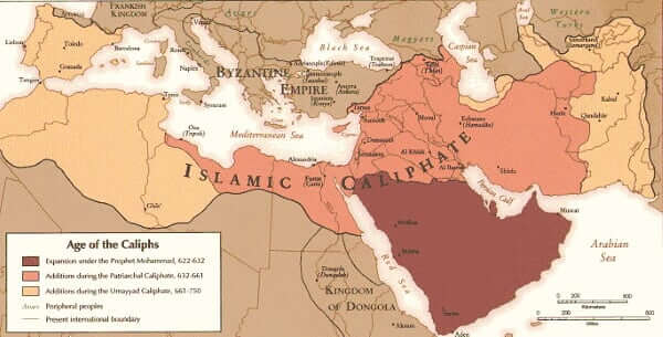 The Caliphate Empire