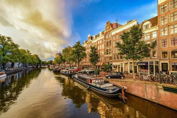 Amsterdam in Netherlands
