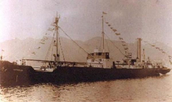 S.S Baychimo