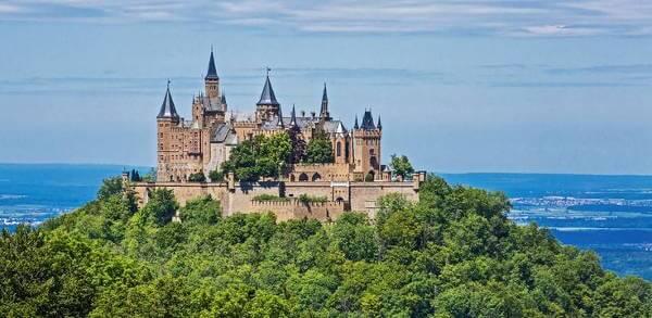 Hohenzollern Castle