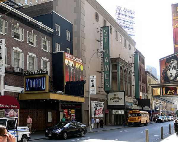 St James Theatre