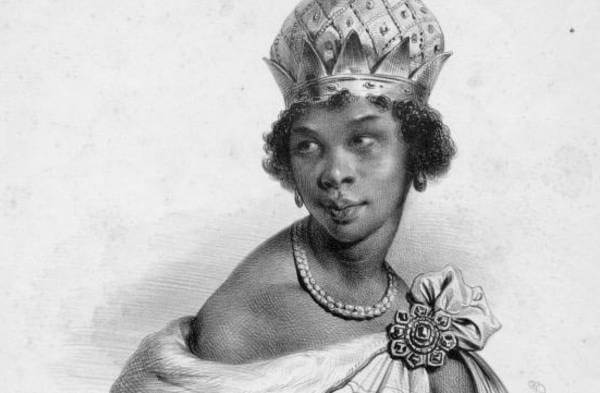 Ana Nzinga of Angola
