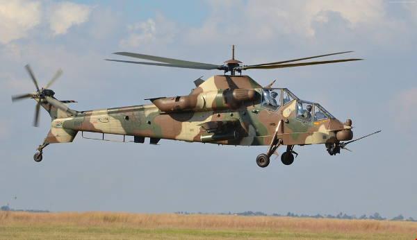 Denel AH 2 Rooivalk