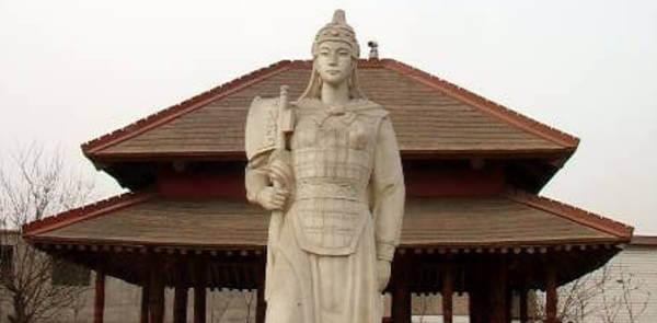 Fu Hao of China