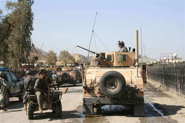Afghanistan Pakistan Border