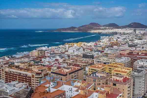 Las_Palmas Canary Islands in Spain