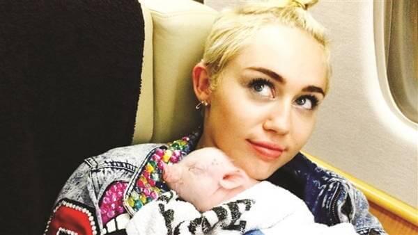 Miley Cyrus'sPig