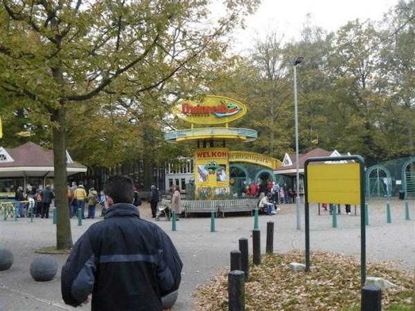 Duinrell Amusement park Entrance