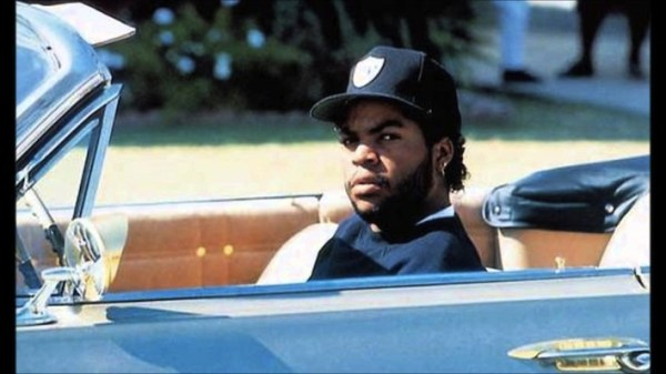 Ice Cube Musicians turned Actors