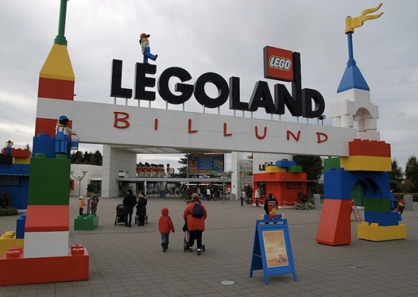 Legoland Billund Amusement Park