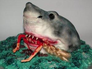 20 Killer Shark Cakes To Celebrate Shark Week