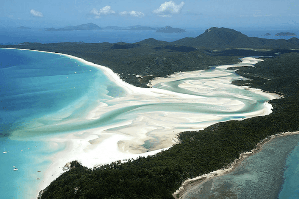 20 Breathtaking Beaches Whitehaven Beach