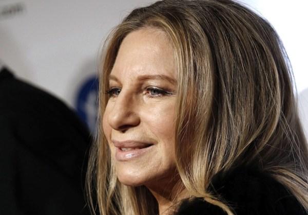 Barbra Streisand singer actress