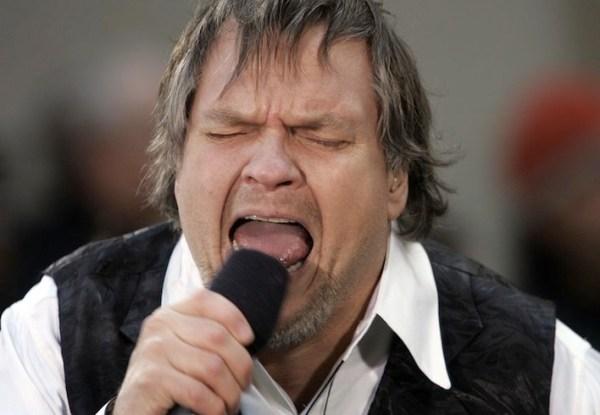 Meatloaf singer turned actor