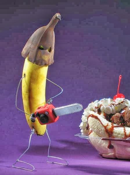 Objects Banana Split