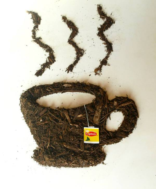 Dirt Cup of Tea