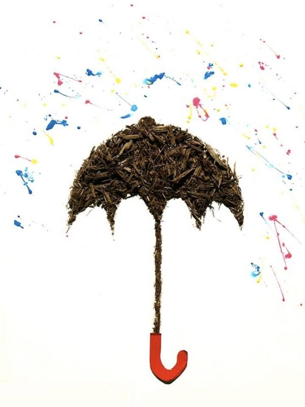 Dirty Little Secret Umbrella