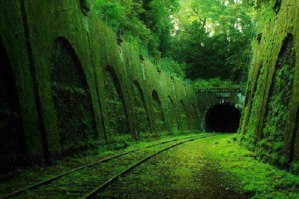 20 Beautiful Abandoned Places
