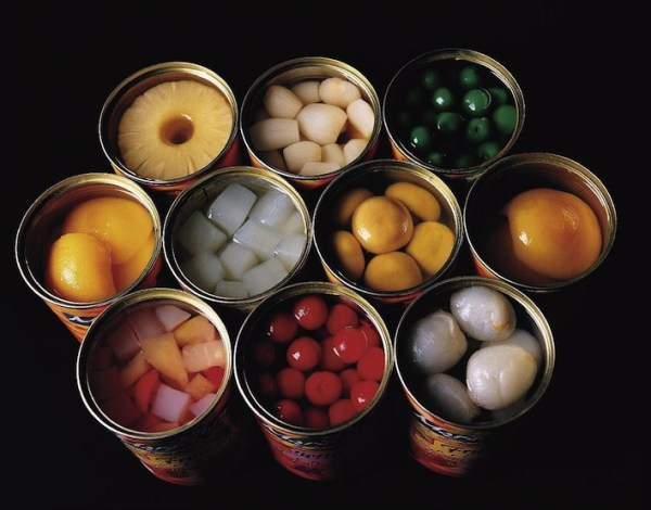 Canned Food Lower sperm count
