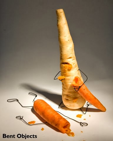 Parsnip Bent Object