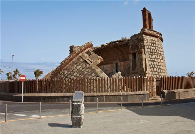 Torre defensiva de San Andrés - Lista Roja del Patrimonio