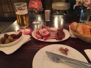 Tapas - Barcelona