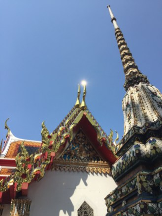 Wat Pho - Templo do Buda Reclinado