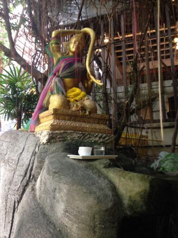 Wat Saket - Templo do Monte Dourado