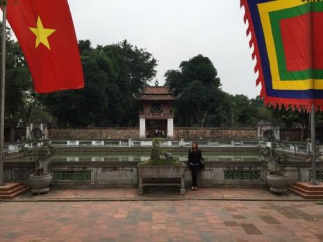 Templo da Literatura - Hanói