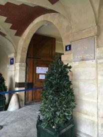 apartamento de Victor Hugo
