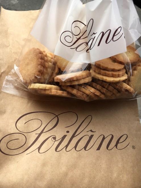 biscoito amanteigado Punition