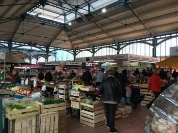 Mercado Les Halles - Dijon