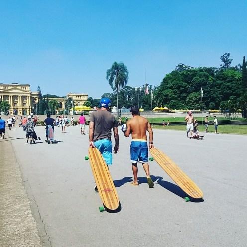 Parque da Independência - Ipiranga_Foto: San Palheta