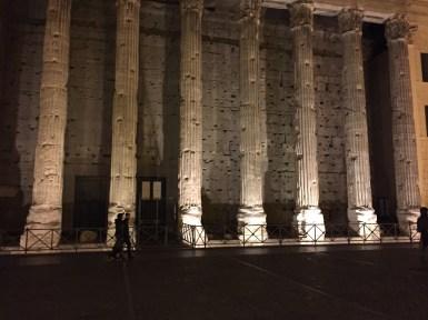 Templo de Adriano - Roma