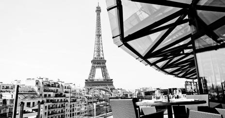 Restaurante Les Ombres - Foto: site Les Ombres