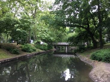 Parque Municipal de Budapeste